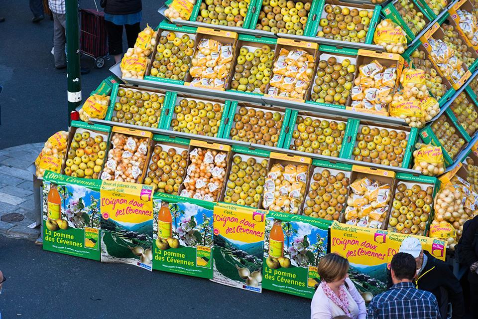 Le vigan accueille le 23 octobre la 23ème foire de la pomme et de l'oignon doux des cévennes