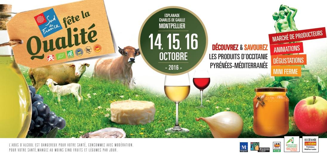 Sud de France fête la qualité… à Montpellier