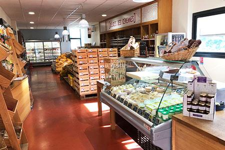Image du magasin Origine Cévennes: le comptoir des fromages