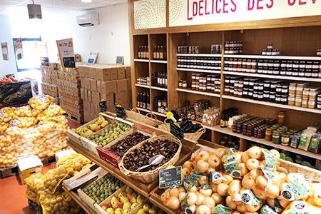 Image du magasin Origine Cévennes: les légumes