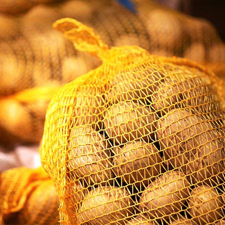 Pomme de terre en filet en vente dans le magasin Origine Cévennes
