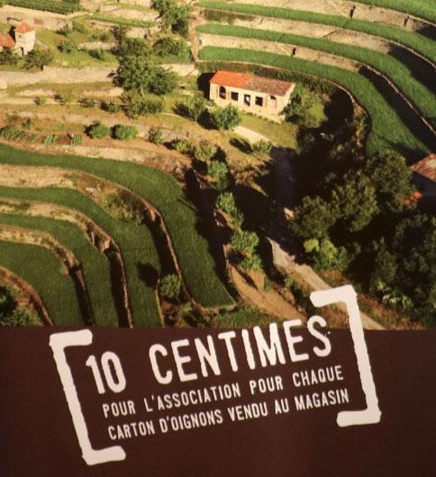 Origine Cévennes soutient les paysans de Madagascar