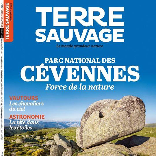 Terre Sauvage: Numéro spécial Parc national des Cévennes